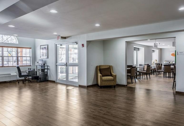 Quality Inn & Suites El Paso I-10, El Paso, Saguão