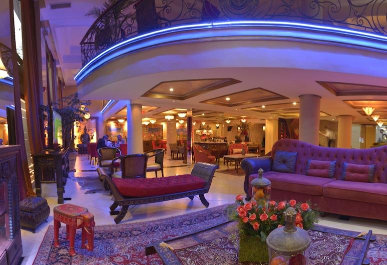 جرانادوس بارك هوتل , Asunción, بار الفندق