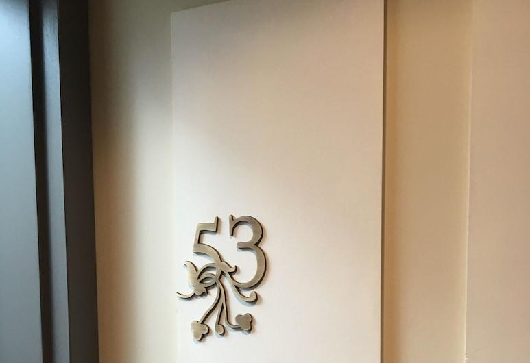 레 투흐넬, 파리, 스탠다드 싱글룸, 객실