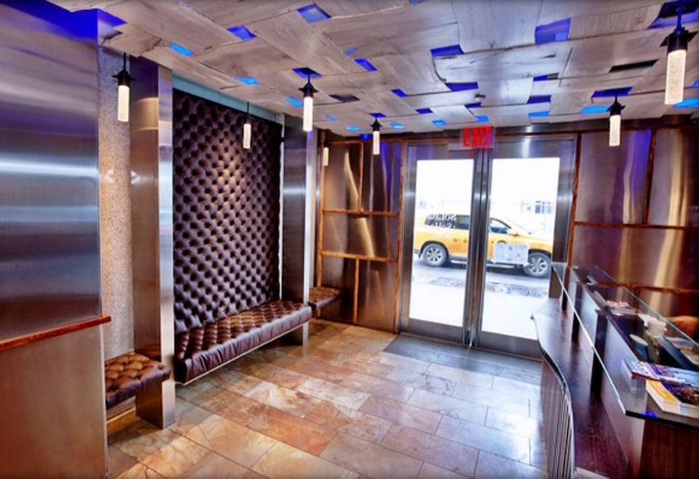 The Solita Soho Hotel, Nova York, Saguão