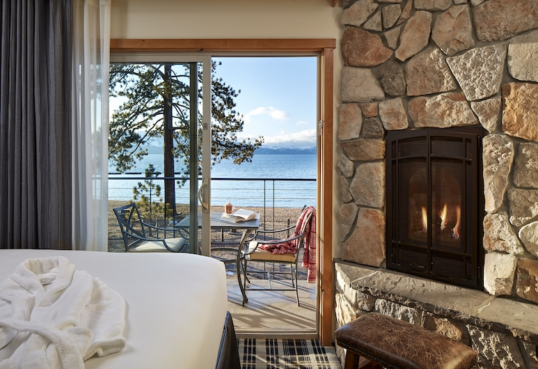 The Landing Resort & Spa, South Lake Tahoe, Lakeview Queen, Terrace/Patio