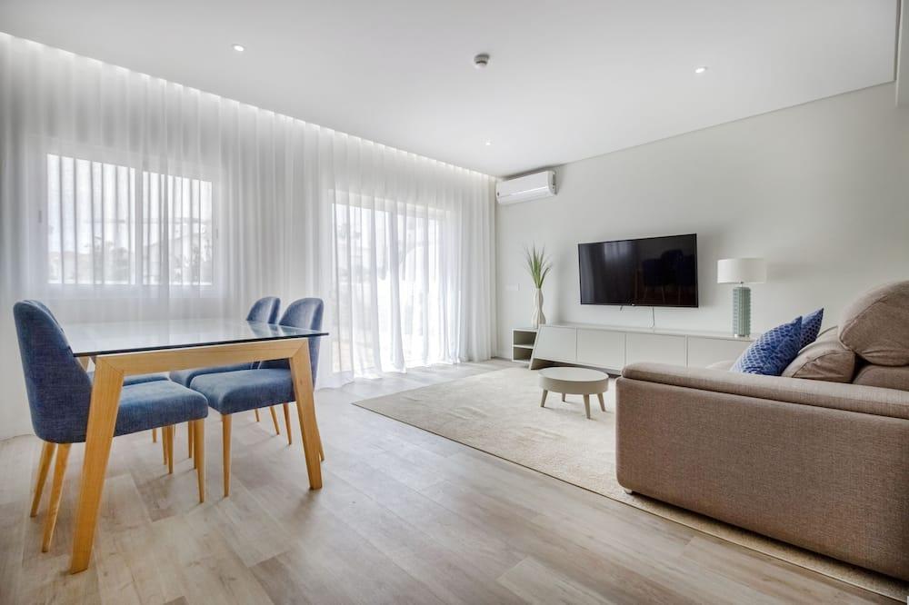 דירה, 2 חדרי שינה (4.2) - אזור מגורים
