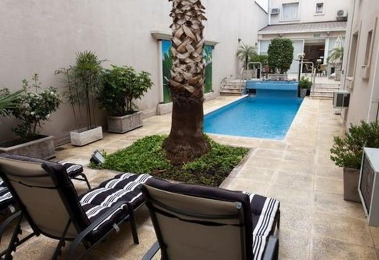 阿根廷飯店, 曼多薩, 游泳池