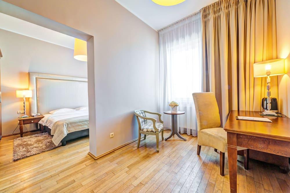 ห้องซูพีเรีย, 1 ห้องนอน - ห้องพัก