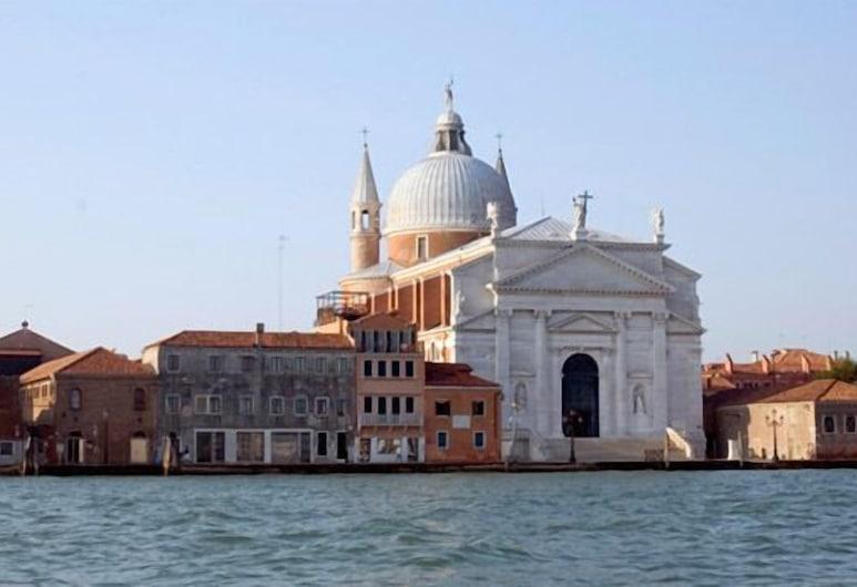 Hotel Giudecca Venezia, Venice, View from Hotel