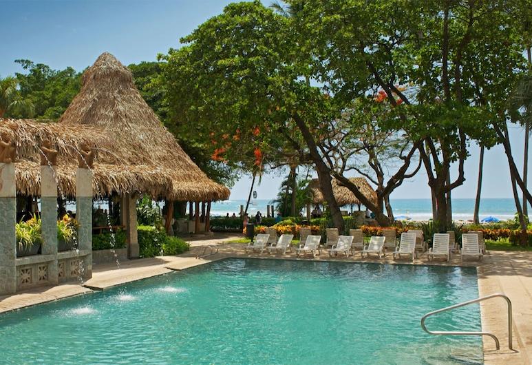 Hotel Tamarindo Diria Beach Resort, Tamarindo, Piscina