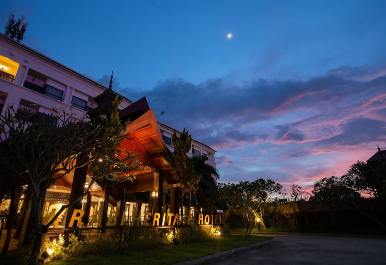 Krabi Heritage Hotel, Krabi, Utvendig