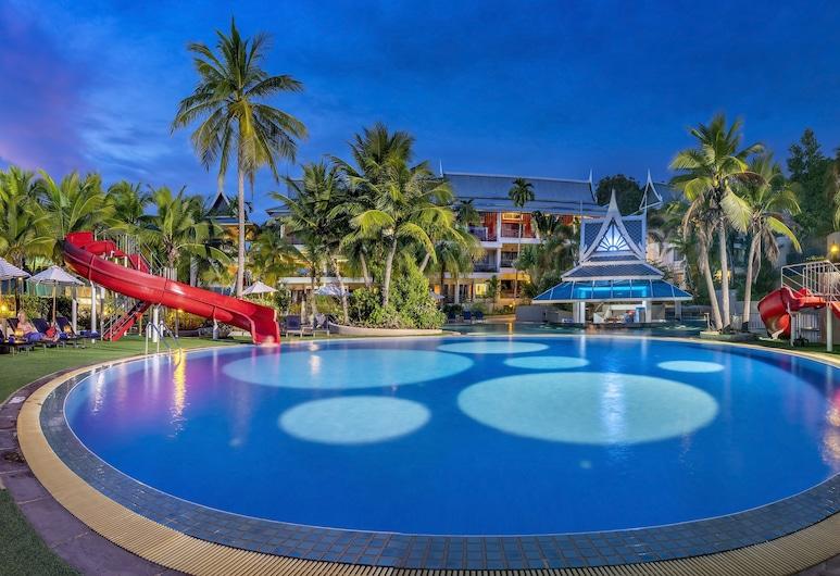 Chada Thai Village, Krabi, Outdoor Pool