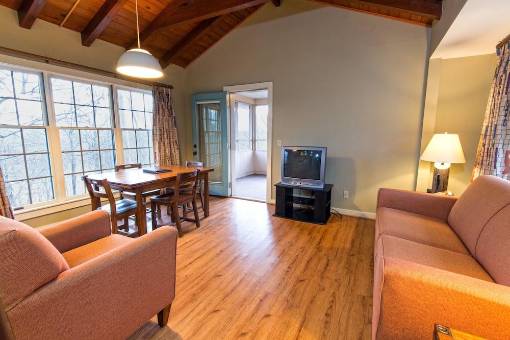 Cottage, 1 Bedroom - Ruang Tamu