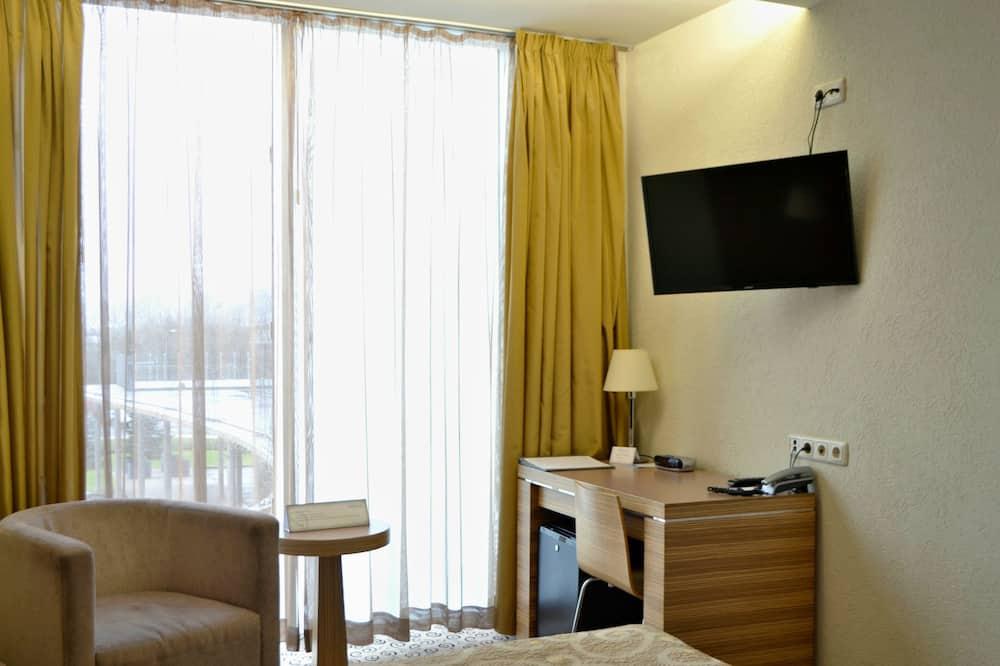 Quarto Duplo ou Twin (with Extra bed) - Sala de Estar