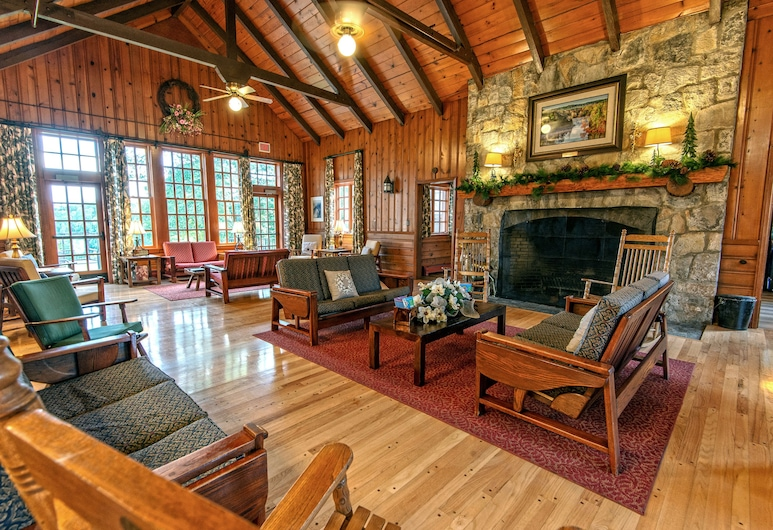 Pennyrile Forest State Resort Park, Dawson Springs, Poilsio zona vestibiulyje
