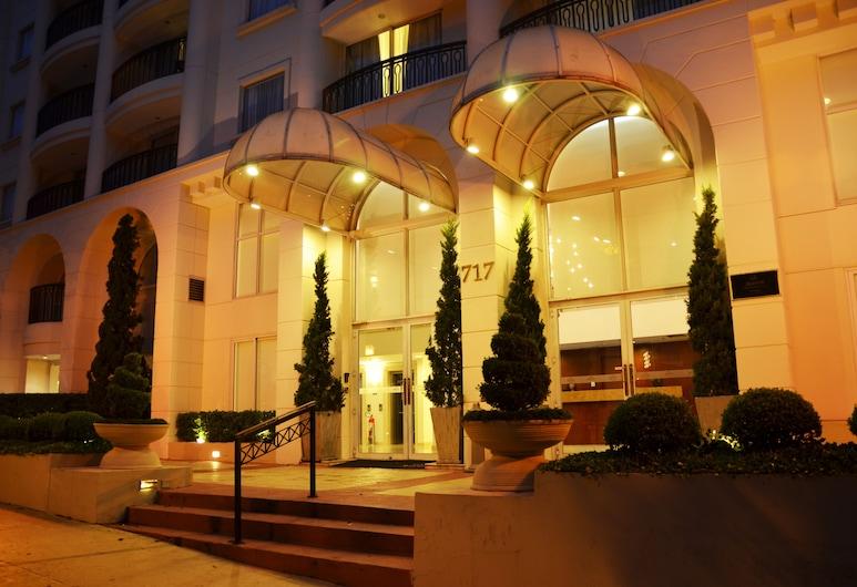 聖保羅萬豪行政公寓, 聖保羅, 住宿入口