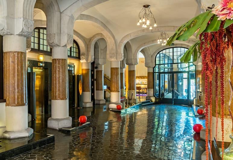 Casa Fuster Hotel, Barcelona, Hotellinteriör