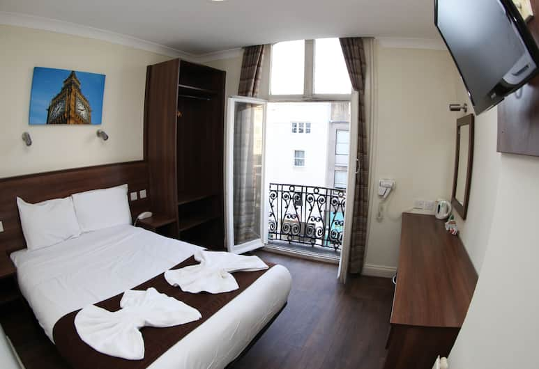 Ascot Hyde Park Hotel, London, Standard Double Room, Guest Room