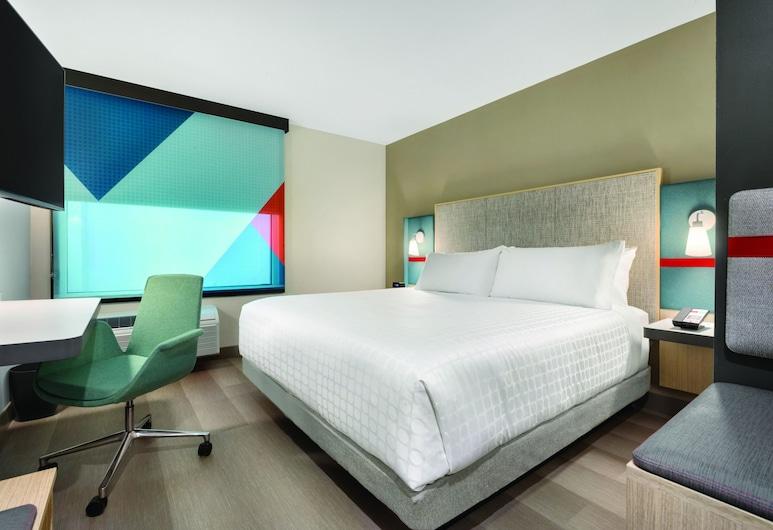 蘭卡斯特狂熱飯店, 蘭開斯特, 客房, 1 張特大雙人床, 無障礙 (Mobility), 客房