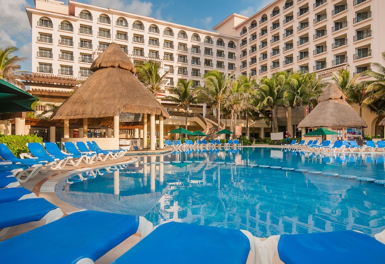 GR Solaris Cancun & Spa - All Inclusive, Cancun, Outdoor Pool