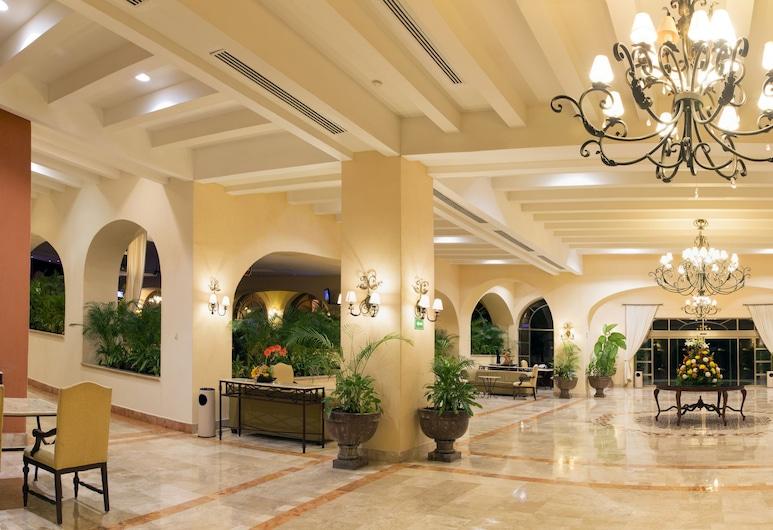 GR Solaris Cancun & Spa - All Inclusive, Канкун, Фойє