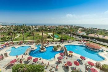 A(z) Crown Resorts Horizon Hotel hotel fényképe itt: Pegeia
