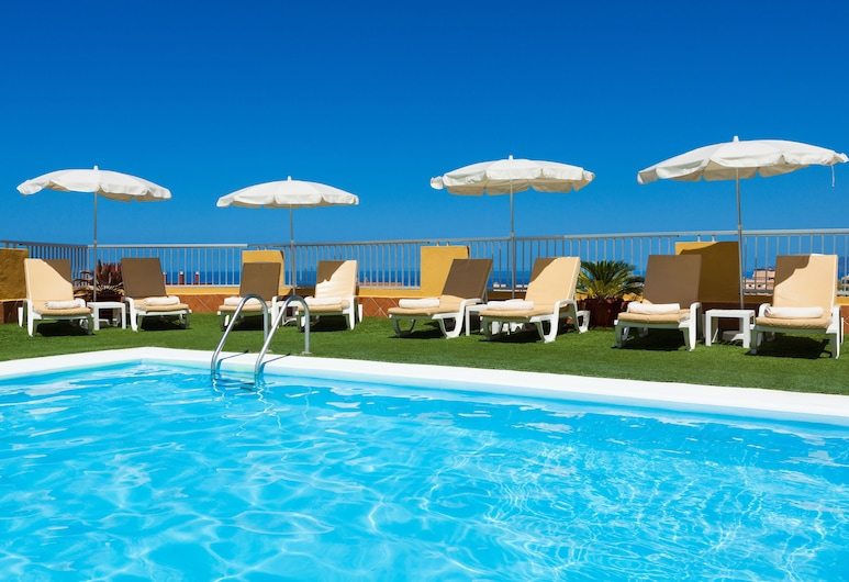 GF NOELIA, Puerto de la Cruz, Udendørs pool