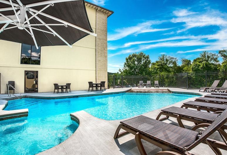그랜드 오크스 호텔, 브랜슨, 야외 수영장