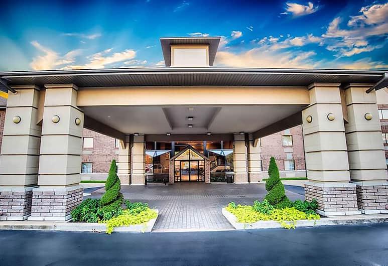 Grand Oaks Hotel, Branson, Fasada hotelu