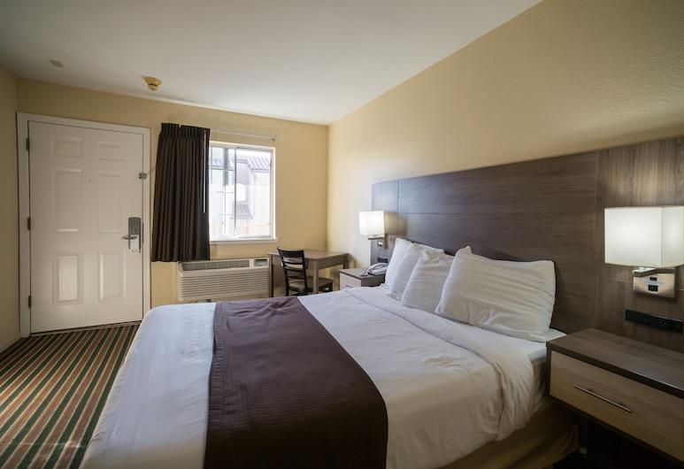 Beachview Inn, סנטה קרוז, מיטת קווין, חדר אורחים