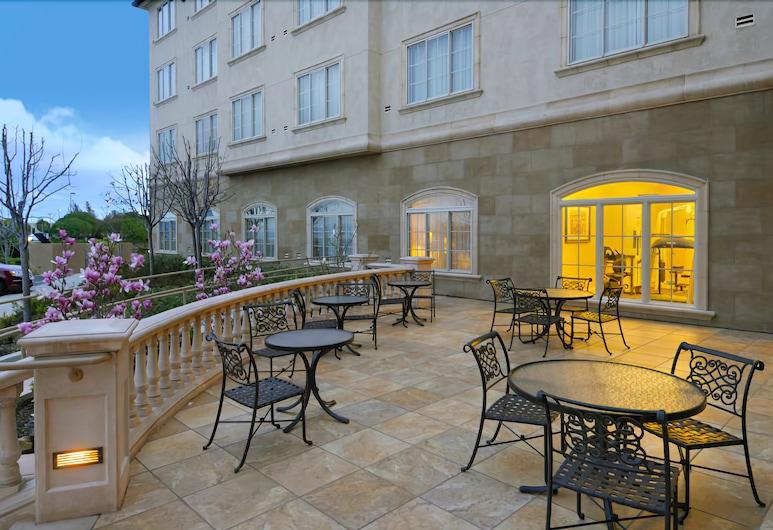 Bay Landing San Francisco Airport Hotel, Burlingame, Terrasse/veranda