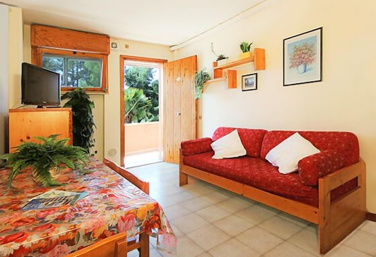 Residence Isola Verde, Pisa, Apartment (3 people), Living Room