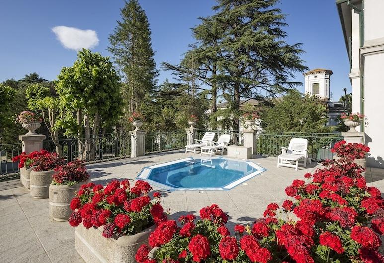 泰爾梅大酒店, Riolo 溫泉