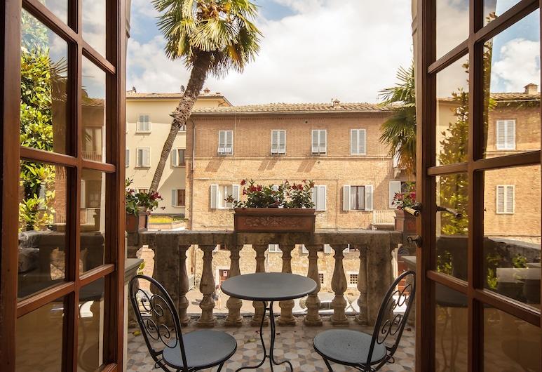 Hotel Chiusarelli, Siena, Terraza o patio