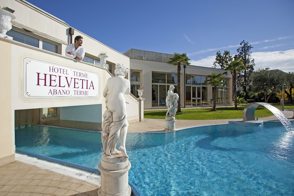 Hotel Terme Helvetia in Abano Terme - Hotels.com
