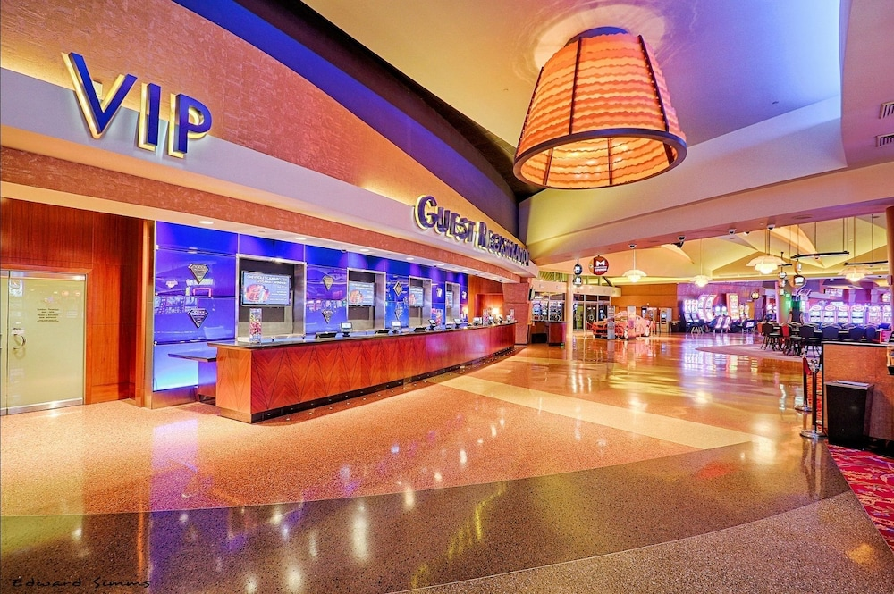 Morongo casino resort & spa cabazon california map