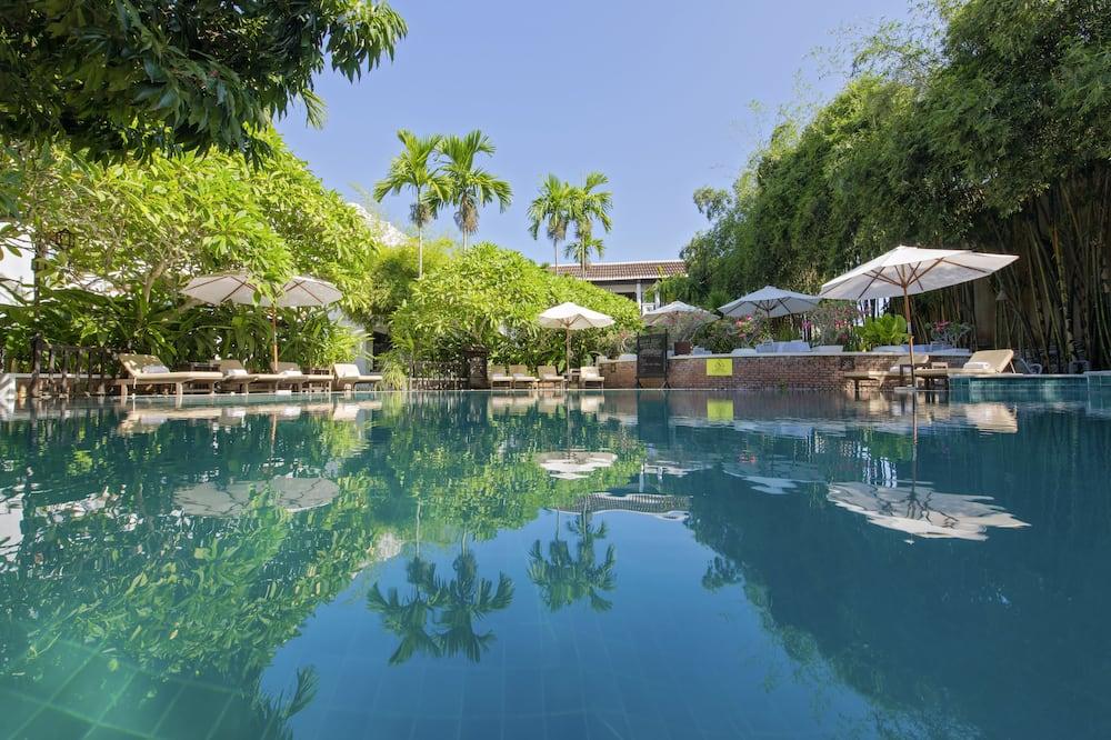 豪華客房, 泳池景 - 泳池