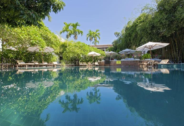 Hoi An Ancient House Resort And Spa, הוי אן, חדר דה-לוקס, נוף לבריכה, בריכה