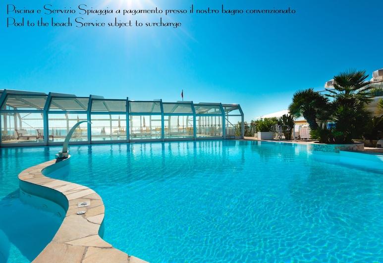 Hotel Condor, Cervia, Outdoor Pool