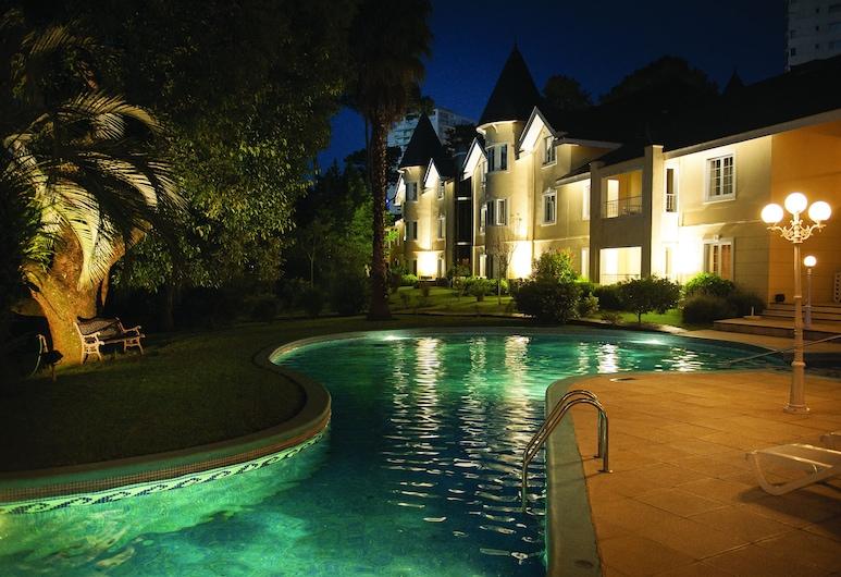 Parque Hotel Jean Clevers, Punta del Este, Hồ bơi ngoài trời
