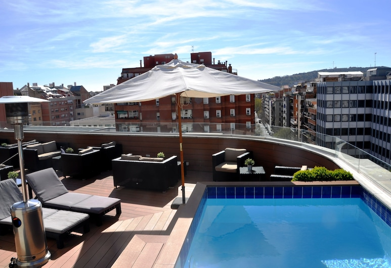 Sercotel Amister Art Hotel, Barcelona, Outdoor Pool