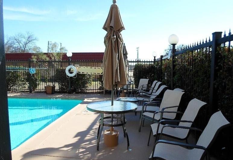 格雷厄姆貝斯特韋斯特普拉斯飯店, 葛蘭姆, 游泳池