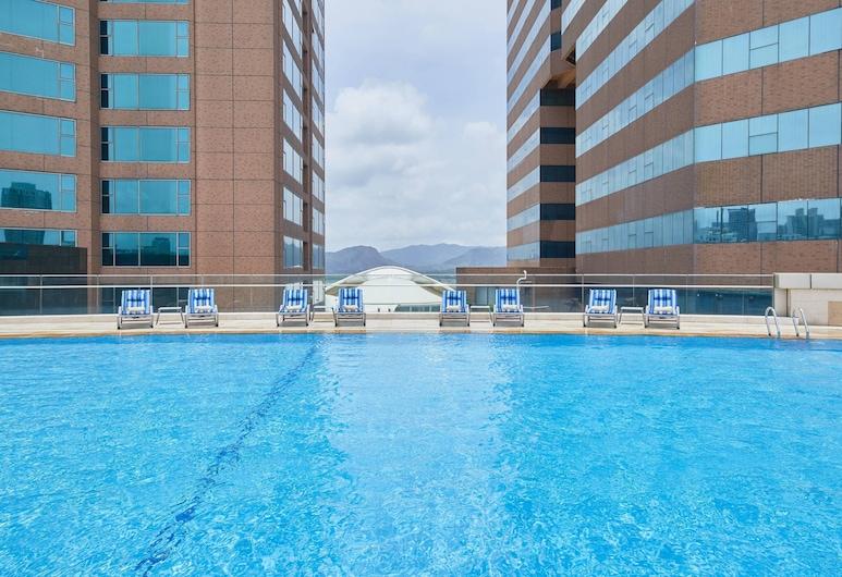 Four Points by Sheraton Shenzhen, Shenzhen, Venkovní bazén