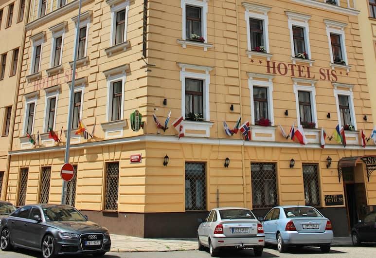 Gallery Hotel SIS, Praga