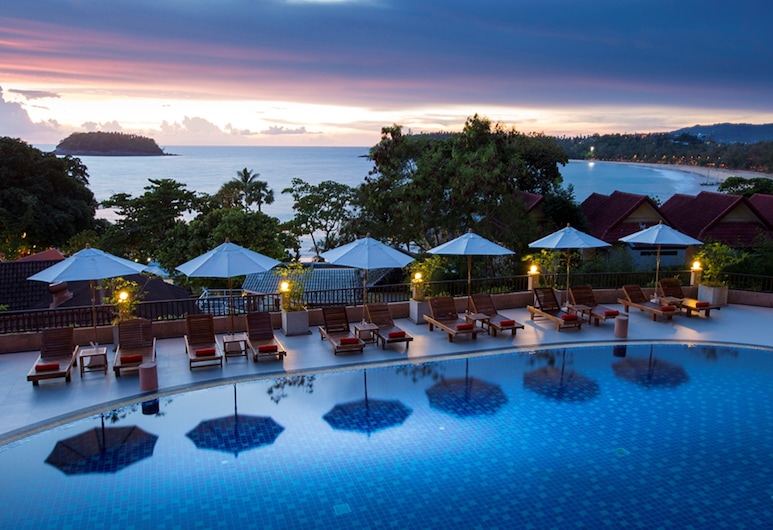Chanalai Garden Resort, Kata Beach, Karon, Outdoor Pool