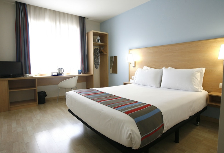 拓雷拉古娜旅遊賓館, 馬德里