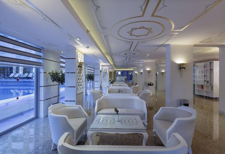 Alaiye Kleopatra Hotel, Alanya, Lobi Oturma Alanı