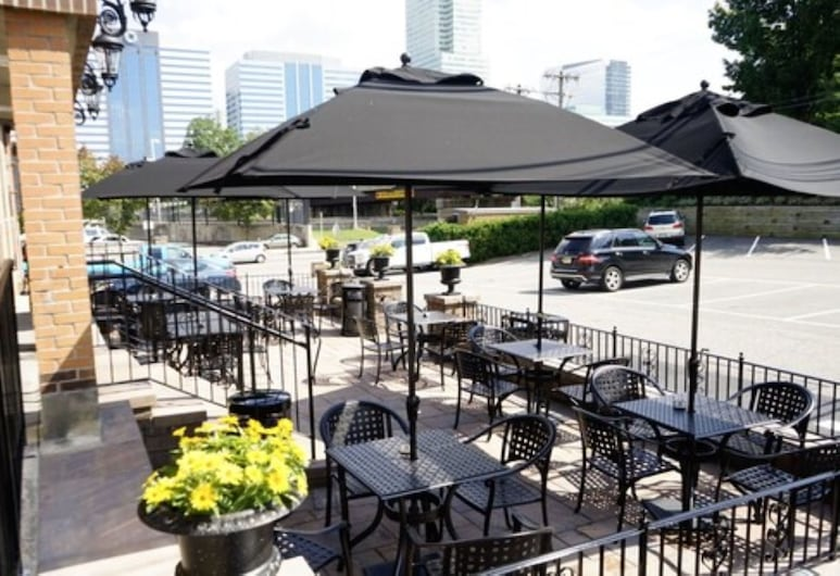 The Holland Hotel, Jersey City, Terrasse/Patio
