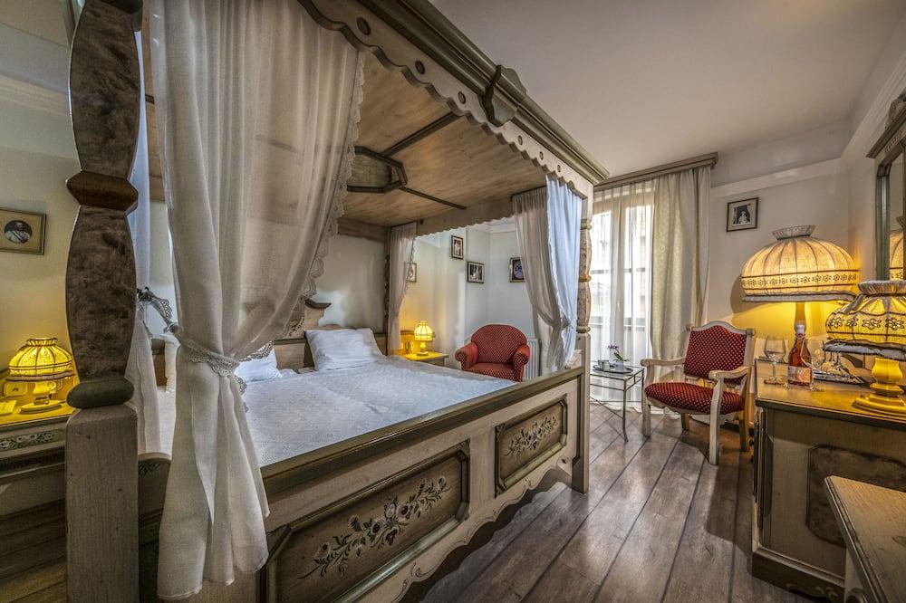 Romantic Double Room - Svečių kambarys