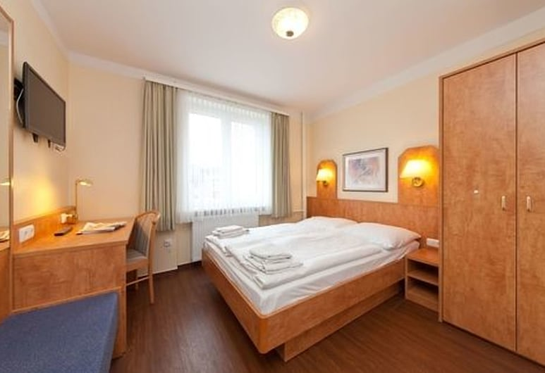 Hotel Wikinger Hof Hamburg, Hamburg, Doppelzimmer, Zimmer