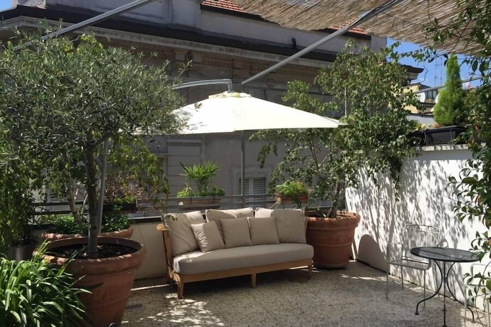 雙人房, 露台 - 陽台