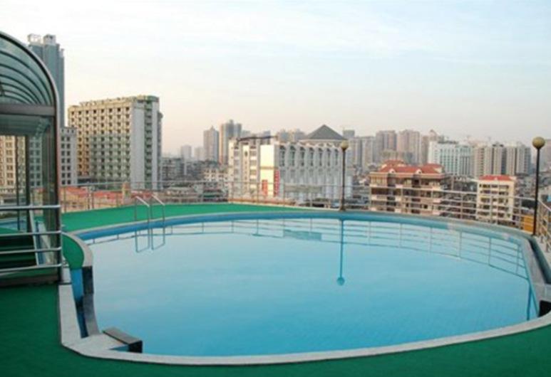 廣東勝利賓館, 廣州, 室外游泳池