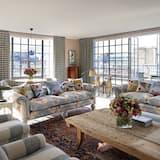 Suite – deluxe, 2 soverom, terrasse - Oppholdsområde