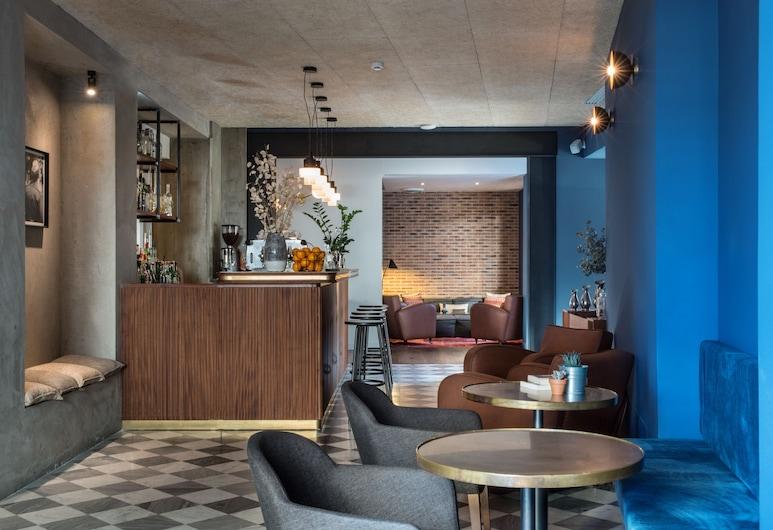 c-hotels Diplomat, Florence, Bar de l'hôtel
